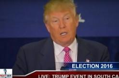 Donald Trump, via Right Side screengrab