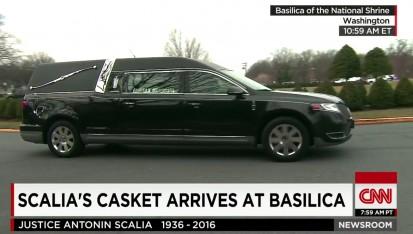 Scalia Funeral 1