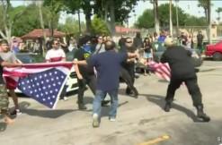KKK USA, via CBS screengrab