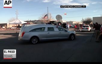 Scalia hearse
