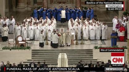 Scalia funeral wideshot