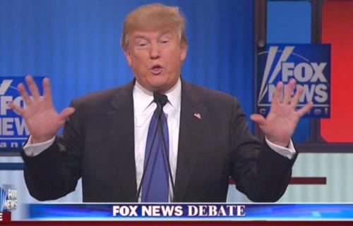 donald trump repub debate