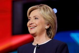 Hillary Clinton via Joseph Sohm and Shutterstock
