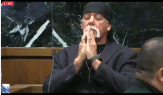 hulk hogan pray