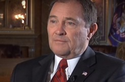 utah gov gary herbert, via C-Span screengrab