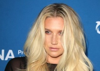 Image of Kesha via Shutterstock