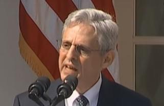 Merrick Garland, screengrab via PBS, YouTube