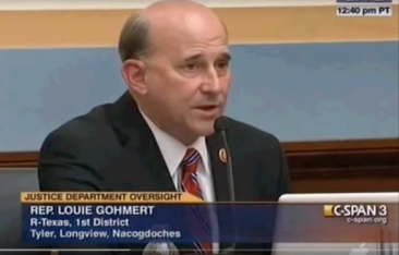 Louis Gohmert screengrab via C-Span
