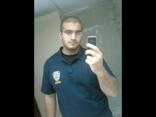 Omar Mateen via MySpace