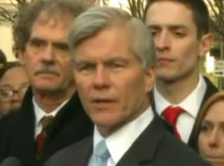 Image of Gov. McDonnell via WTVR