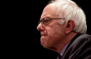 Bernie Sanders via Shutterstock