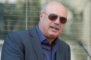 Dr. Phil McGraw (Wikimedia Commons)