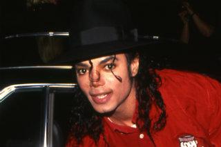 Michael Jackson (Shutterstock)