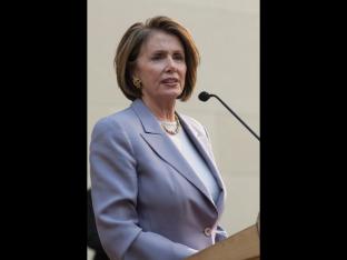Nancy Pelosi via screengrab