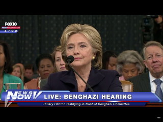 Clinton Benghazi Hearing via screengrab