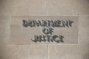 Department of Justice via shutterstock