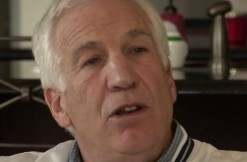 Jerry Sandusky via New York Times