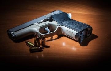 gun via shutterstock