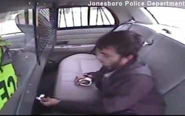 Jonesboro Suspect via screengrab