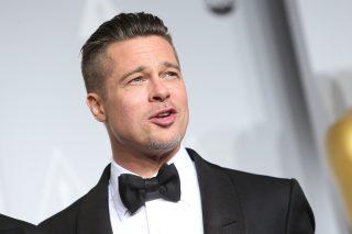 Brad Pitt via Joe Seer/Shutterstock