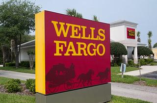 Wells Fargo (Shutterstock)