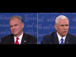 debate via screengrab