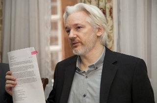 Julian Assange (Wikimedia Commons)