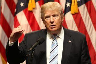 Donald Trump via JStone/Shutterstock