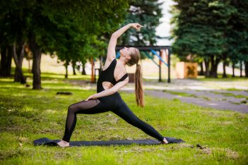 yoga via shutterstock