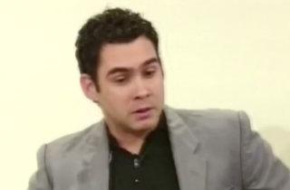 Elian Gonzalez in 2016 (CNN & Cuban State TV screen grab)