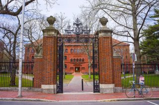harvard-yard via Shutterstock