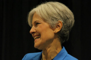Jill Stein profile (Matt Johnson at Wikimedia Commons)
