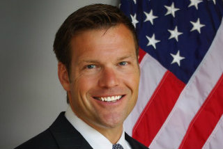 Kris Kobach (DOJ Photo)