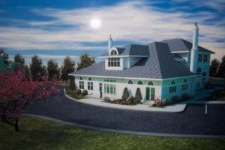 Bernard Township New Jersey ISBR mosque rendering
