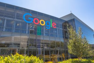 google-mountainview via Shutterstock