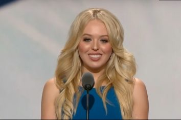 Tiffany Trump via screengrab