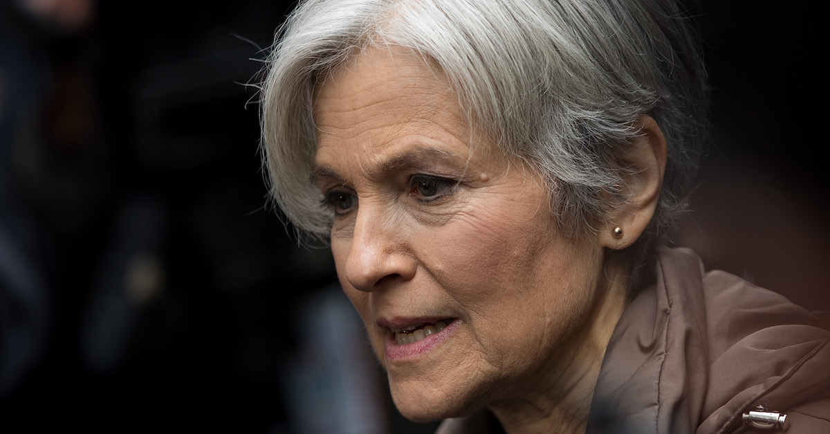 Jill Stein Russia documents Russia Today
