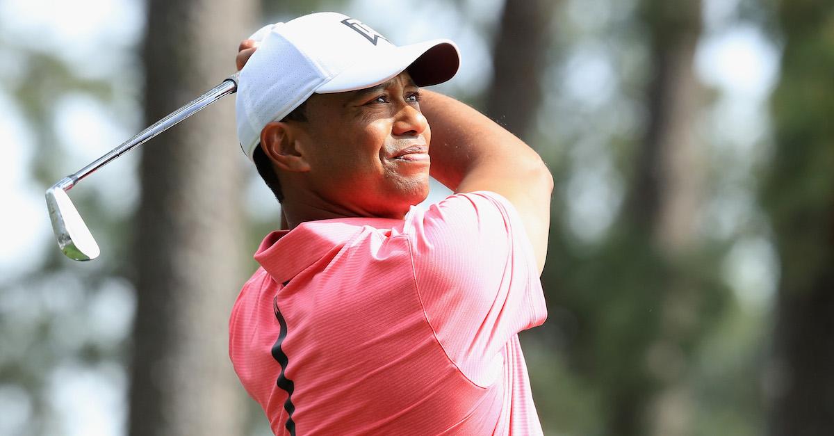 Tiger Woods Kristin Smith non-disclosure agreement break-up
