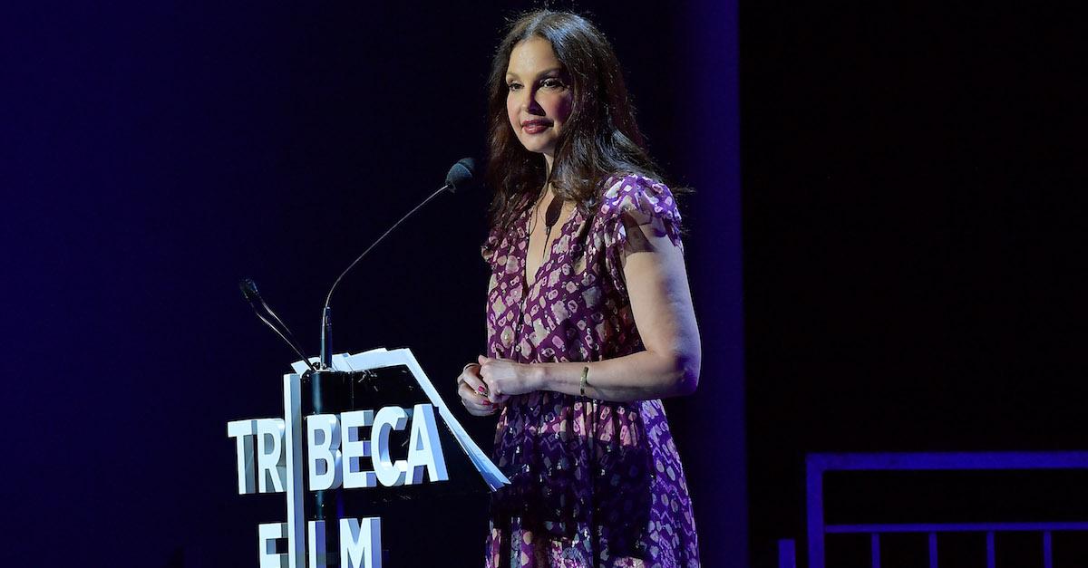 Ashley Judd sues Harvey Weinstein damaging career