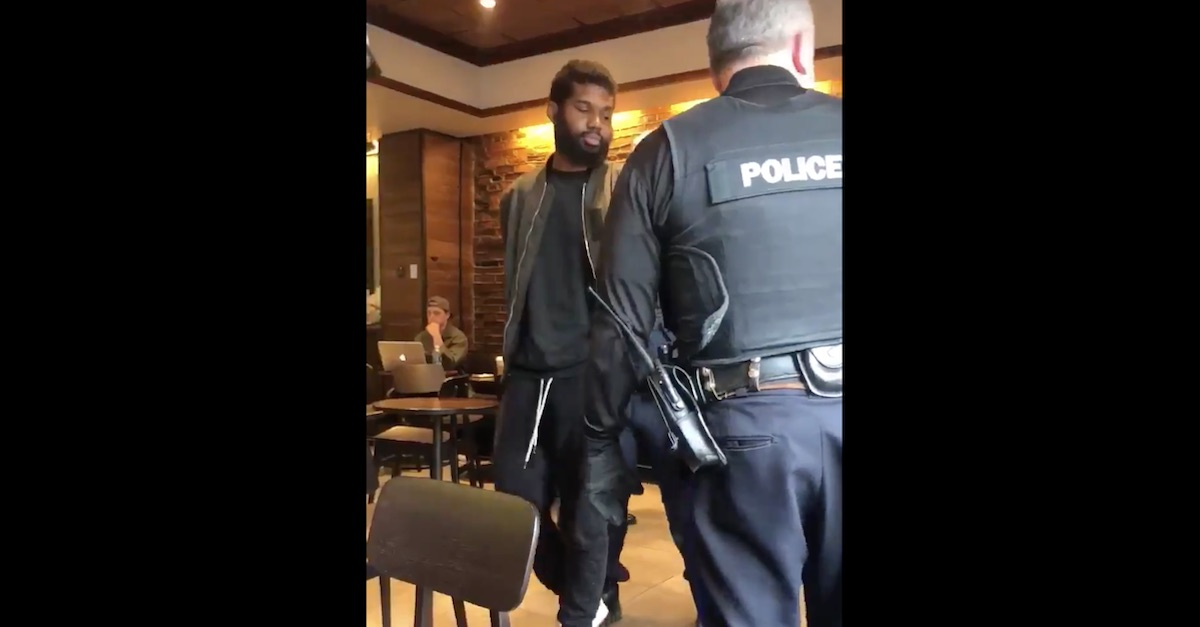 Starbucks arrest Philadelphia black men racial bias education may 29