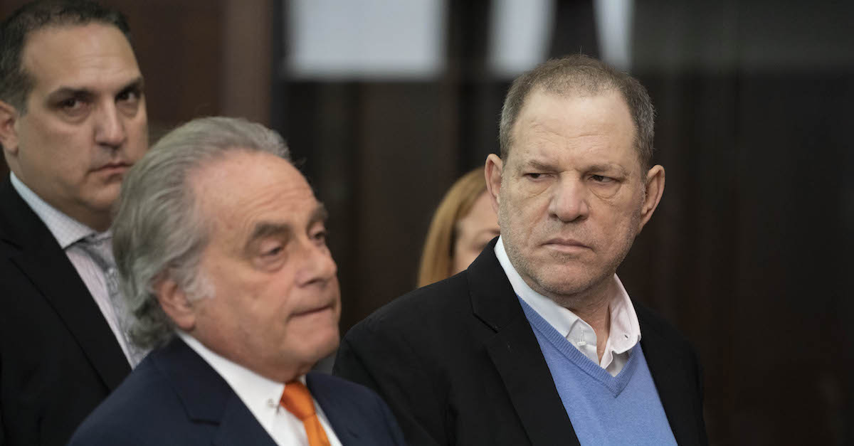 Harvey Weinstein will not testify grand jury