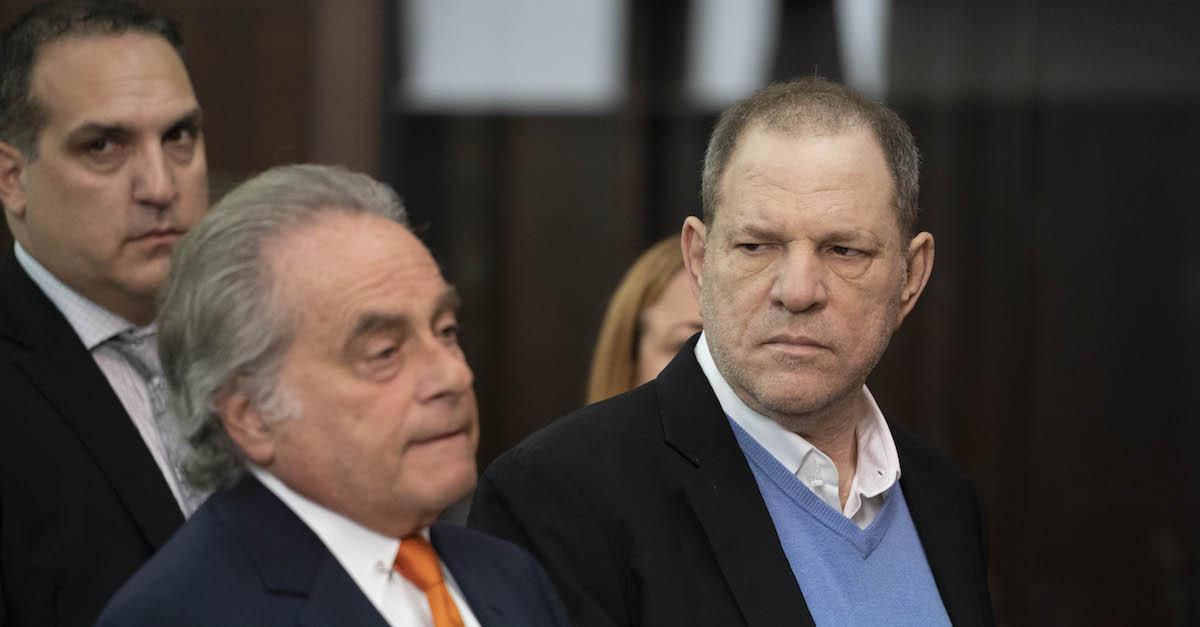 Harvey Weinstein will not testify grand jury