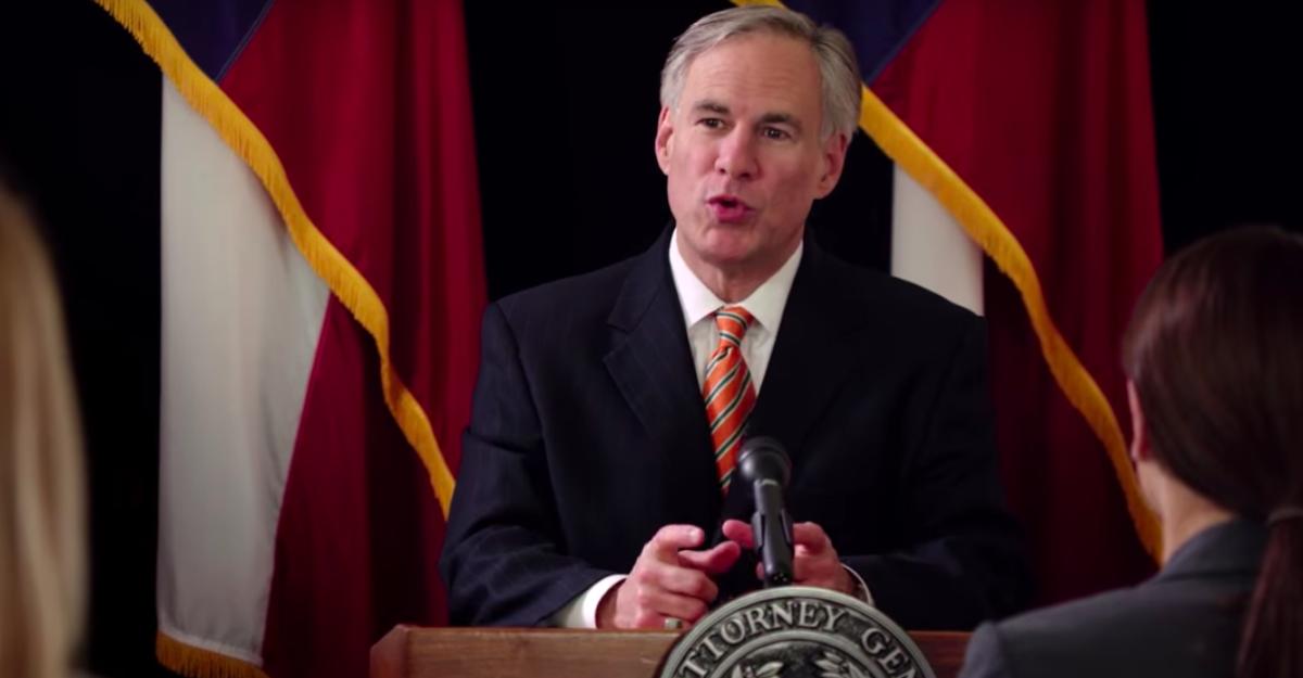 Texas Gov. Greg Abbott (R)