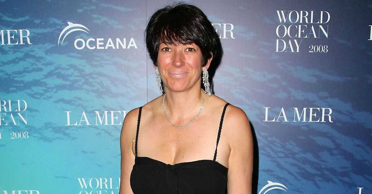 Who Is Ghislaine Maxwell