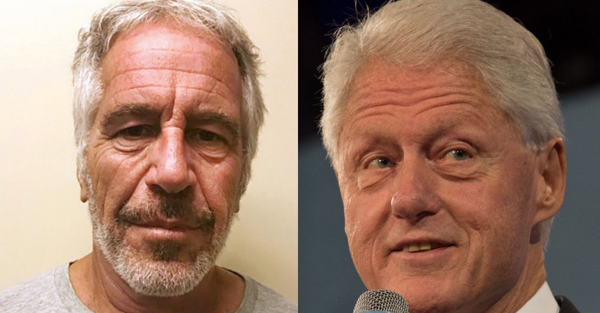 Former Contractor for Jeffrey Epstein Claims Bill Clinton Visited Financier's Pedophile Island