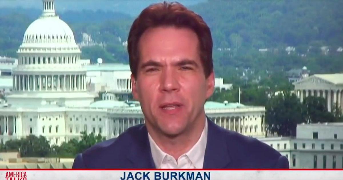 Twitter Suspends Jack Burkman Over Covid 19 Comments Law Crime