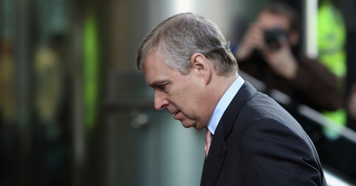 Virginia Giuffre To Detail Claims Against Prince Andrew Law Crime