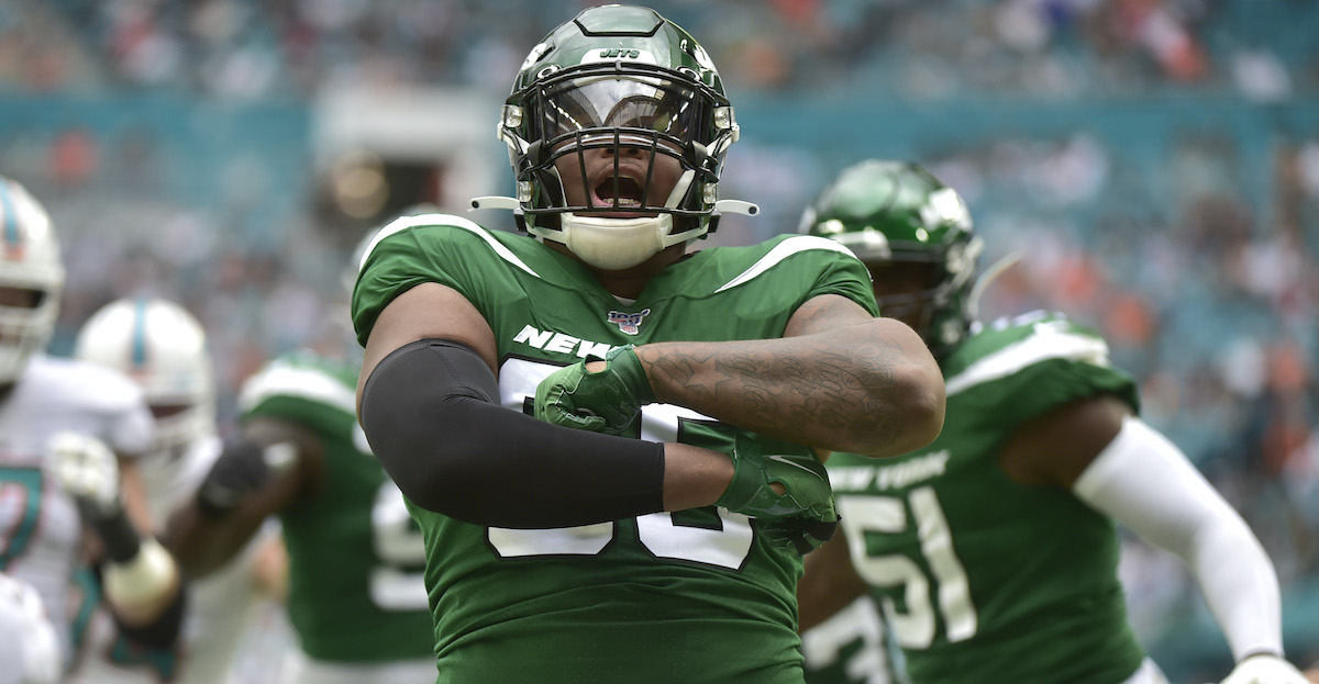 Quinnen Williams' Lawyer Expects Gun Matter to Be Resolved 'Shortly'