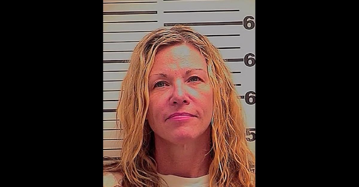 Lori Vallow mugshot