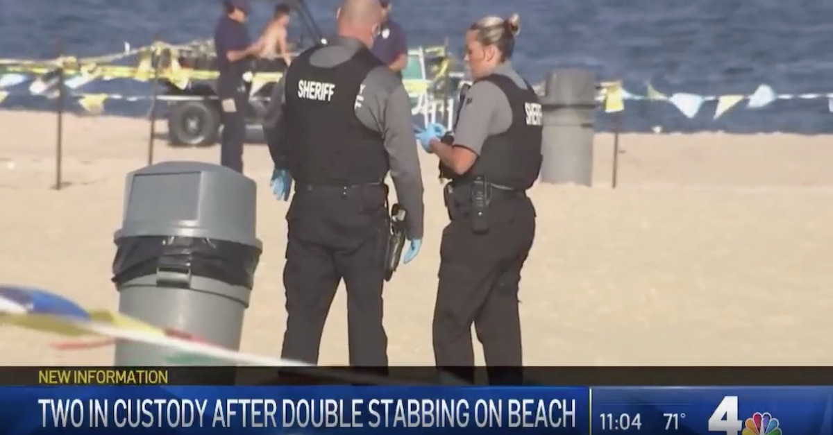 Point Pleasant stabbing